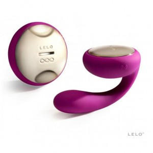Swedish LELO IDA Date men and women couples share vibration massager wireless remote control mute waterproof resonator