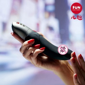 Fun Factory Germany imported high-end sexy female simulation penis masturbation massage vibrator Mr.Boss(BLACK)
