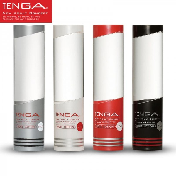TENGA Hole Lotion iroha water-soluble lubricating oil imported from Japan husband and wife intercourse lubricant 170ml white thick type