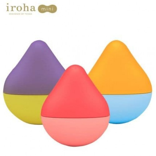 TENGA Japanese elegant Iroha jumping egg female wireless remote control mute female masturbator fun vibrating egg iroha mini female massager