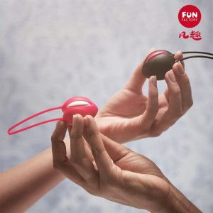 Original German Genuine Fun Factory Fun Fun Uno Women's Vaginal Fun Dumbbells Postpartum Shrink Women's Egg Jumping Ball