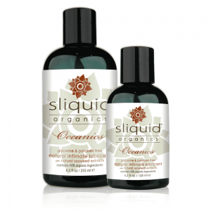 US Sliquid Imported Lubricant Water-based Natural Long-lasting Lubricant Organic Disposable Smooth and Painless Aloe