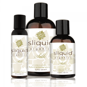 Sliquid Organic Lubricant Water-based Natural Long-lasting Lubricant Series
