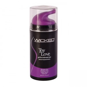 American Wicked Toy Love Gel